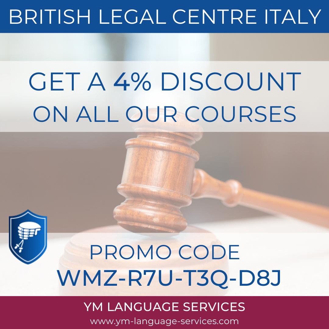 BLC discount_YM LANGUAGE SERVICES